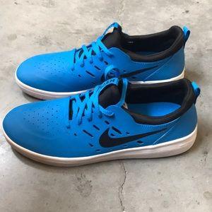 Nike SB Nyjah Free Photo Blue, New!